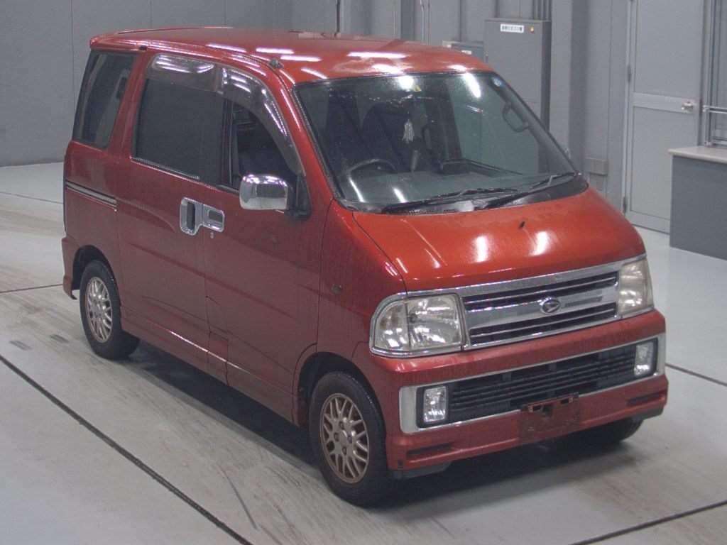 DAIHATSU ATRAI WAGON 2001 660 фото 1