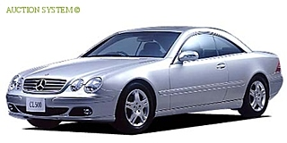 MERCEDES BENZ CL600