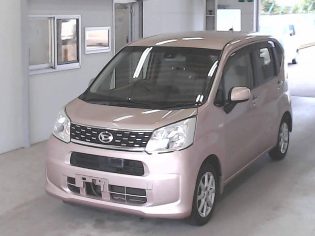DAIHATSU MOVE 2015 660 фото 1