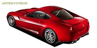 フェラーリの中古車 599の中古車