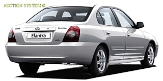 ヒュンダイの中古車 エラントラの中古車