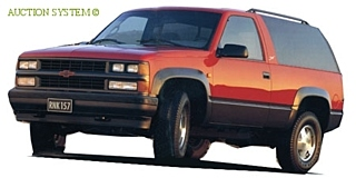 CHEVROLET TAHOE SPORTS